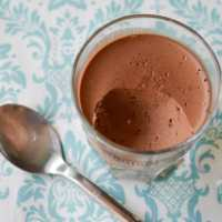 Dark Chocolate Coconut Pudding Recipe – Dairy-Free