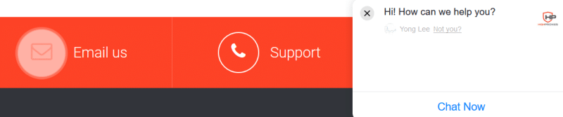 fast customer support offer by highproxies