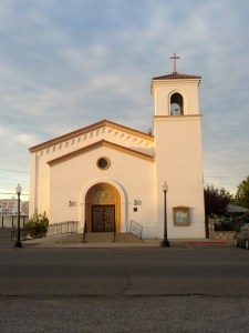 Infant Jesus Shrine - Hurley New Mexico