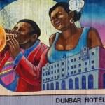 Great Wall of Los Angeles - Dunbar Hotel