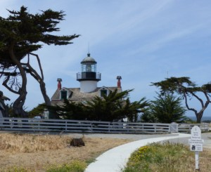 Point Pinos Lighthouse - Monterey - California