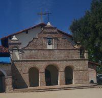 Mission San Antonio - Jolon - CA