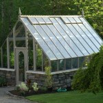 Tudor Home Greenhouse kits - a great greenhouse for snow