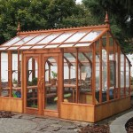 The Nantucket - unique greenhouse kits
