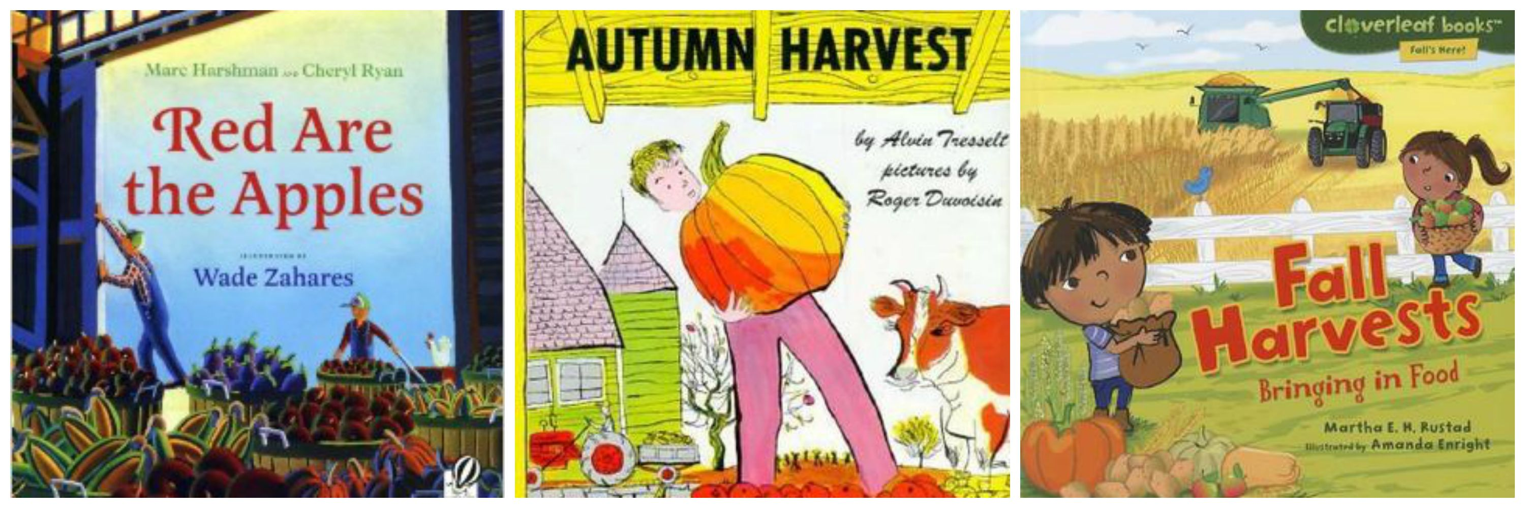 Favorite Children S Books About Fall Sturdy For Common Things