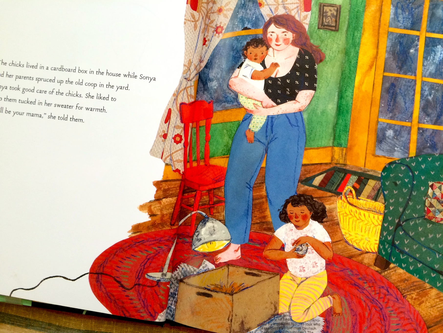 Multiracial Families In Picture Books Hillary Dodge