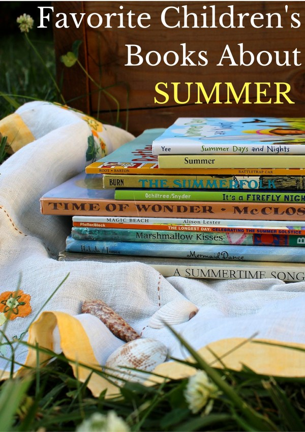 Favorite Children's Books About Summer : Sturdy for Common ...