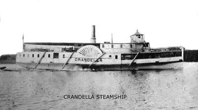 History SS Crandella