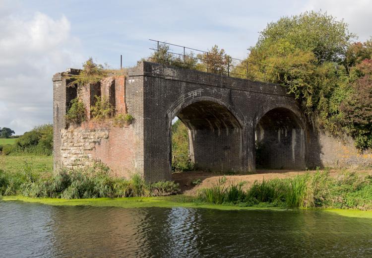 Sturminster Newton, Railway Bridge