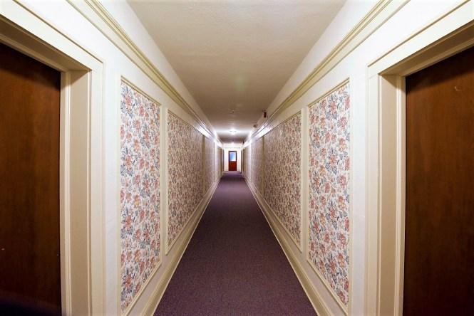 Uptown Mn Apartment Hallway Stutsman Realty Inc