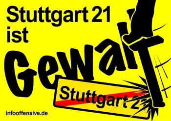 Stuttgart-21-ist-Gewalt