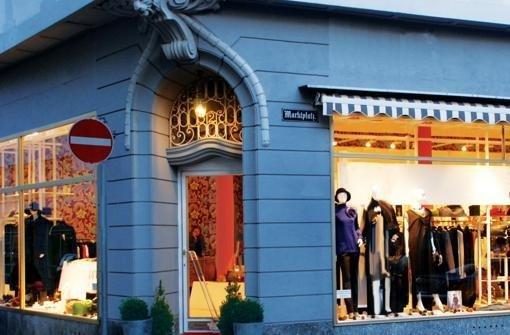 In der Boutique Divina Marina findet der Kulturtreff der Cannstatter Netzwerkerinnen statt. Foto: privat