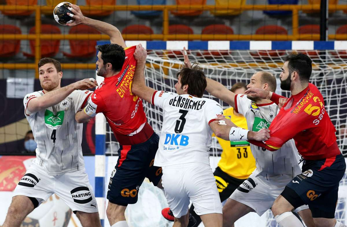 handball wm deutsche handballer