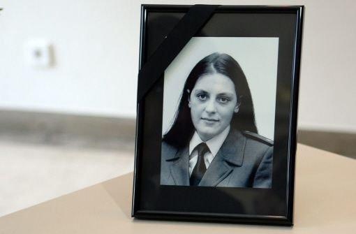 Michèle Kiesewetter war häufig bei rechten Aufmärschen im Einsatz Foto: dpa