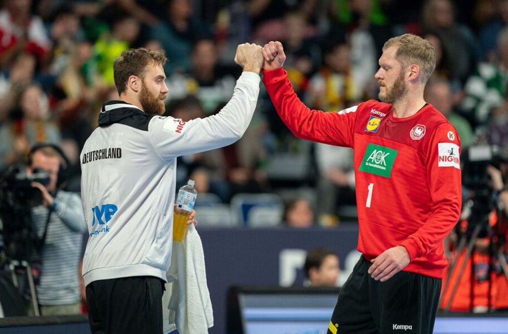 handball em das sind die deutschen
