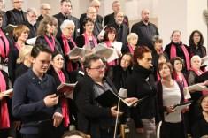 V.l.n.r.: Dominic Große, Bass; Torsten Hofmannn, Tenor; Lena Sutor-Wernich, Mezzosopran; Catriona Smith, Sopran