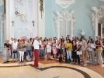 """""""Locus iste"""" u.a. im Konzertsaal des Schlosses..."""