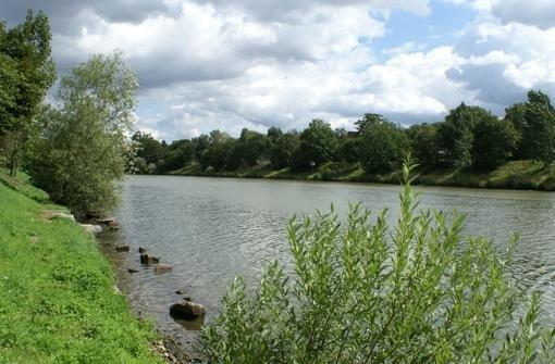 18 Grünprojekte sollen entlang des Neckars realisiert werden. Foto: Böckeler