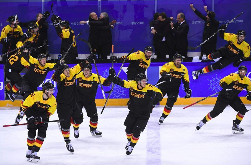 eishockey bei olympia 2018 wie bei den