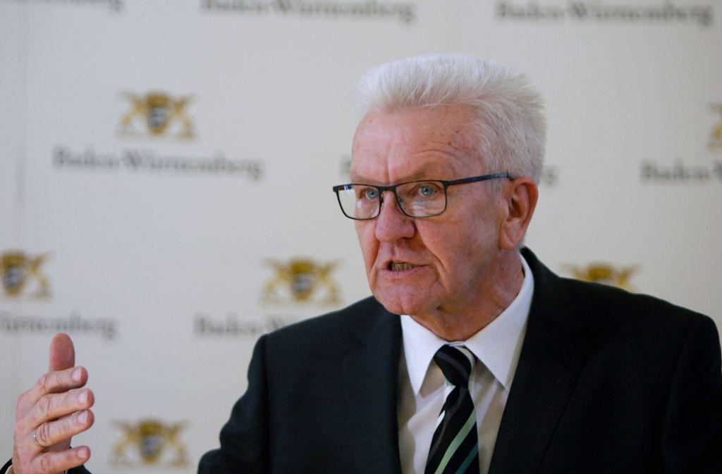 winfried kretschmann im interview es