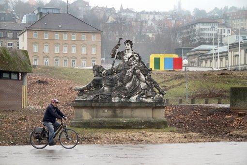 Eberhardsgruppe – kommt in den oberen Schlossgarten Foto: FACTUM-WEISE