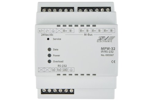 Produktbild Pegelwandler MPW-IP