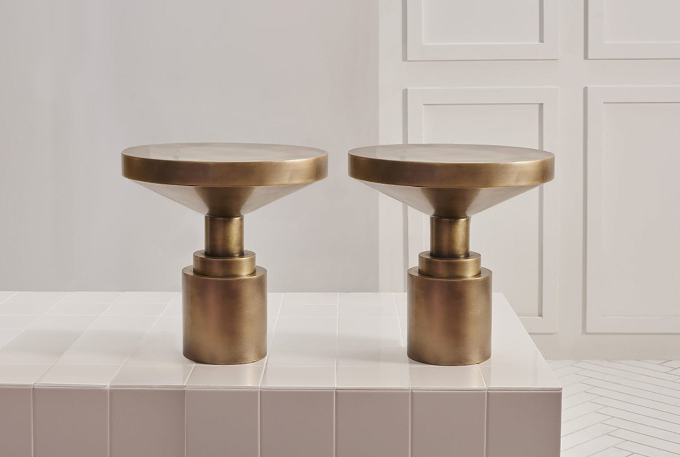 chess piece side table