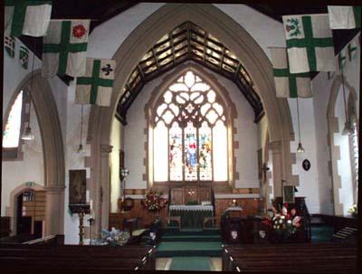 St Vincent's: Church History – St Vincent's Chapel