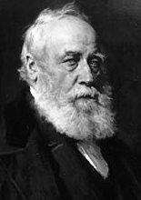 A portrait of William Forbes Skene by Sir George Reid, c. 1888.
