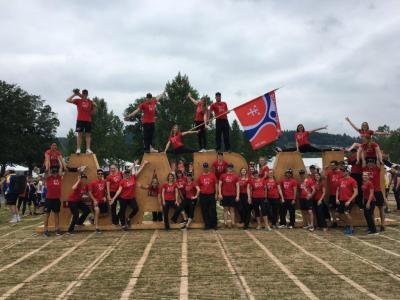 Eidgenössisches Turnfest Aarau – Zweiter Streich