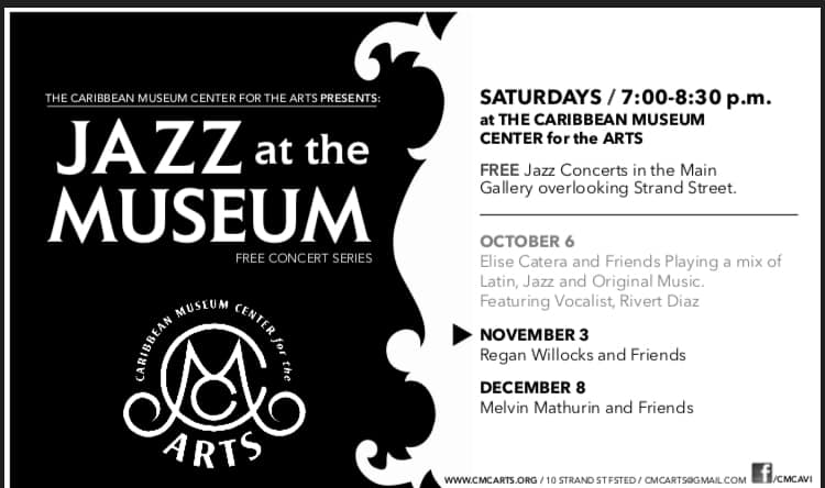 jazz at the museum caribbean museum center for the arts
