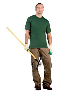 T-shirt jardinier
