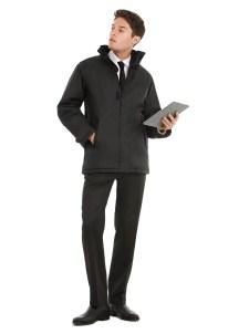 Parka hiver polyvalente pour votre équipe de vente