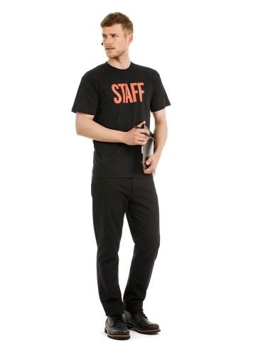 T-shirt Staff