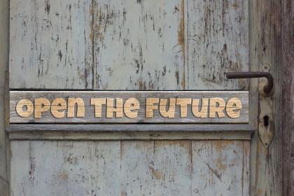 open the future