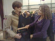 shopping with rachel