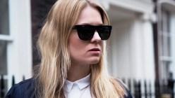 Style&Minimalism | It's Personal | Les 100 Ciels Shirt, Topshop Bomber, Kit & Ace Trousers, Ace & Tate Sunglasses