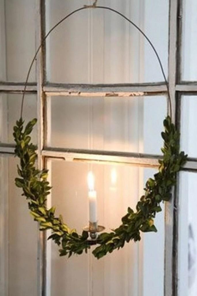 Minimalist Christmas Decorations   @styleminimalism