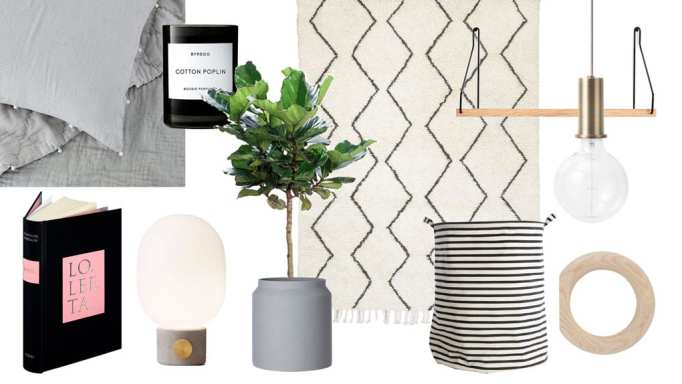 Bedroom essentials shopping list for Minimalist house essentials