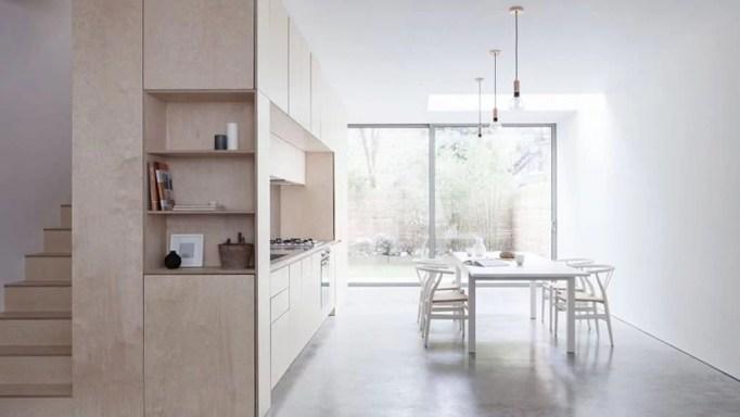 Islington Maisonette by Larissa Johnston Architects
