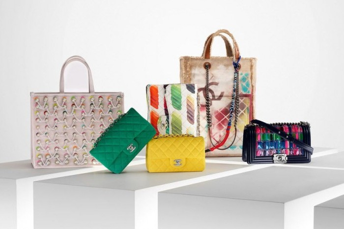 Chanel, bag, purses, spring summer 2014 collection