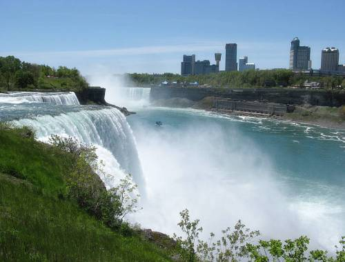Niagara Falls New York USA