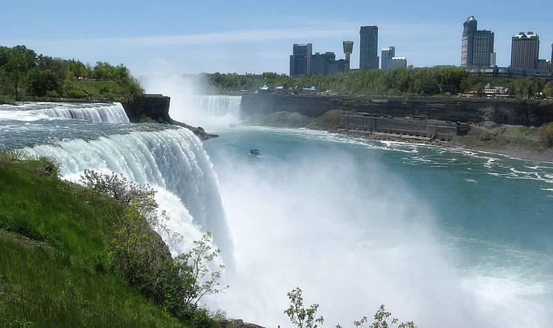 Niagara Falls New York USA