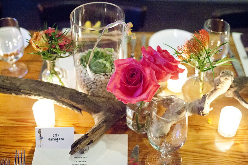 Dinner with Trina Turk, Day 1 in Charleston, Charleston Fashion Week, events