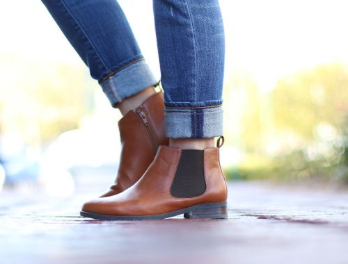 Vionic Nadelle Chelsea Boots