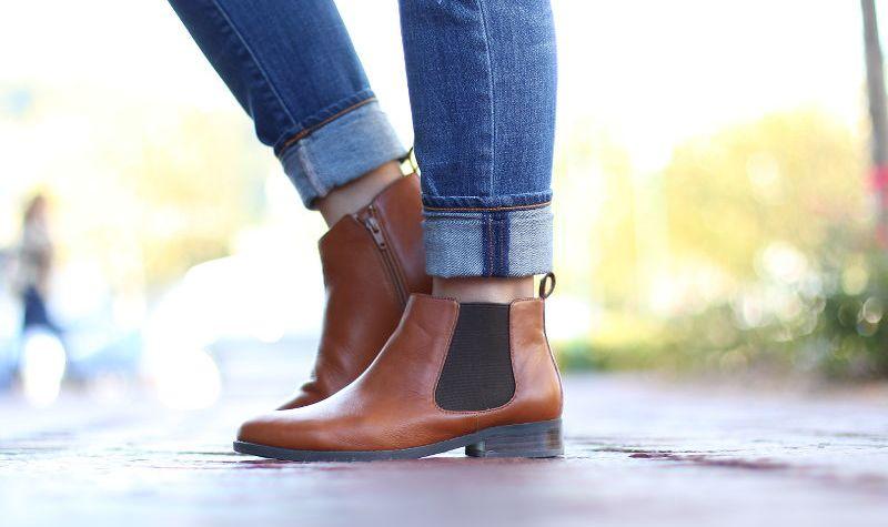 Vionic Nadelle Chelsea Boots