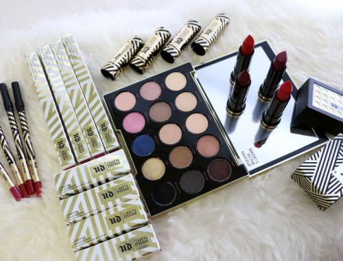 Urban Decay Cosmetics UD Gwen Stefani spring collection