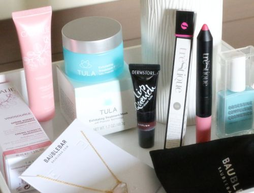 March MIMI Beauty Bag Review, beauty products, skin care, makeup, facial care
