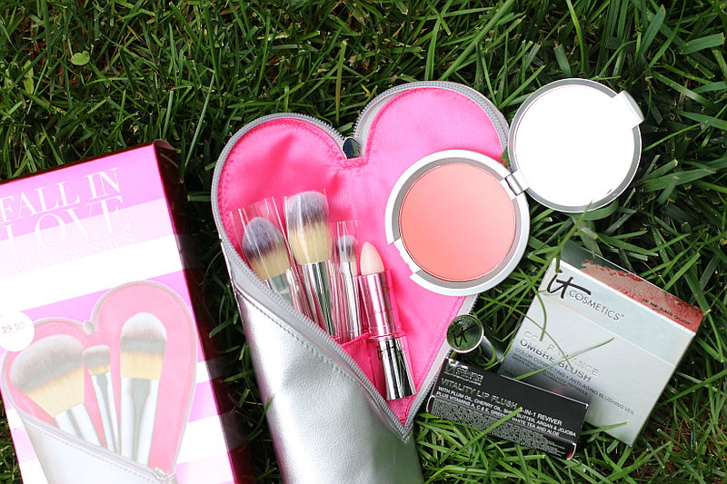 IT Cosmetics Heart Brush Set, Makeup, Mothers Day Gifts