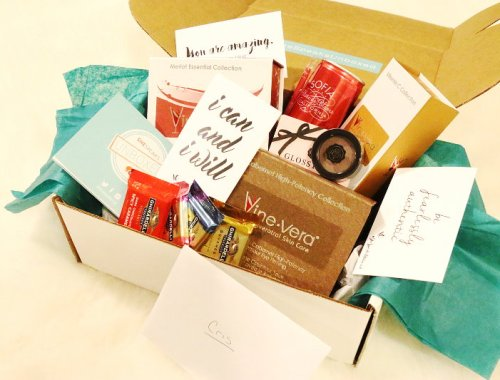 SheSpeaks Unboxed subscription service, #SheSpeaksUnboxed